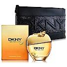 DKNY Nectar Love 蜜戀女性淡香精100ml+經典化妝包