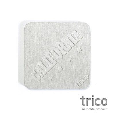 TRICO meets SURF速乾珪藻土杯墊/皂墊-CALIFORNIA