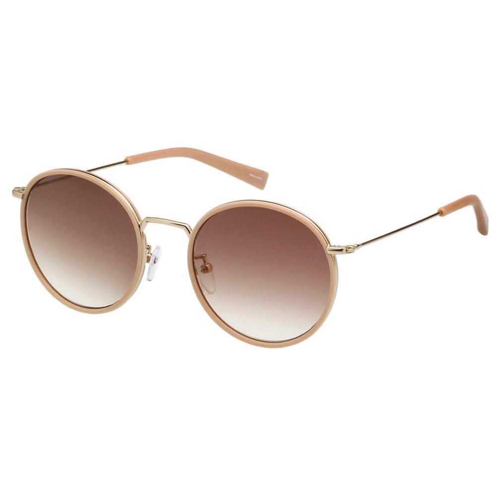 VEDI VERO 復古圓框 太陽眼鏡 (裸色)VE856K