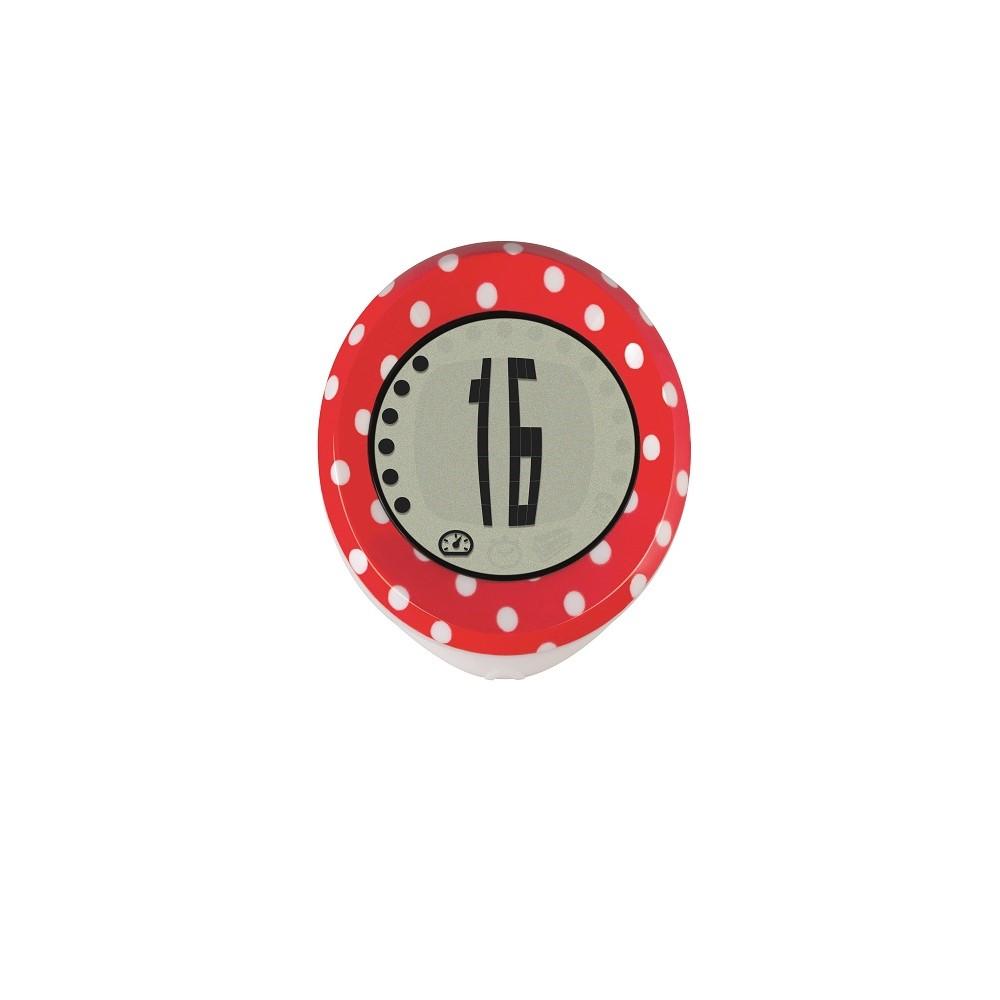 【SIGMA】MY SPEEDY 四項功能無線碼錶 紅點