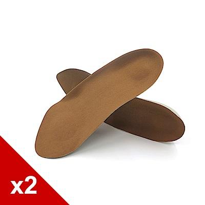 糊塗鞋匠 優質鞋材 C58 PU運動足弓七分 2雙