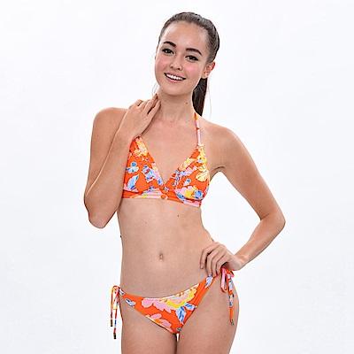 Avalanche巴西泳裝-橘色女王節-三角比基尼