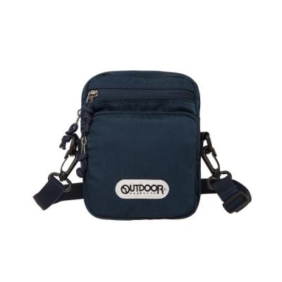 【OUTDOOR】直式側背包-深藍色 OD191114NY