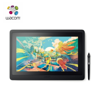 Wacom Cintiq 16 筆式繪圖螢幕 (DTK-1660/K0)