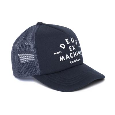 Deus Ex Machina  Austin Canggu 棒球帽 -(藍)