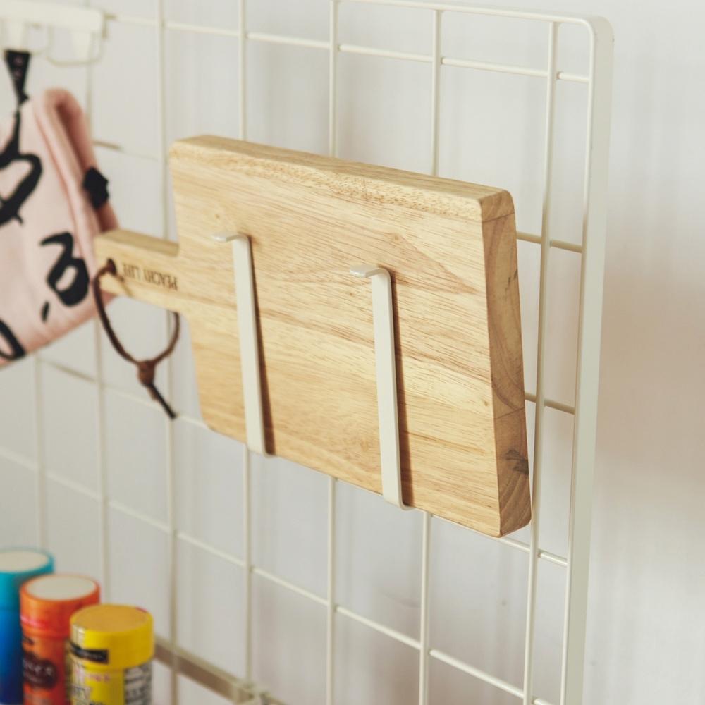 完美主義 廚房網架專用-砧板架/鍋蓋架 -11.5x3.5x11.5