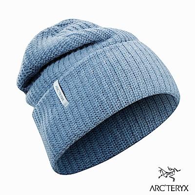 Arcteryx Chunky 保暖針織毛帽 夜影雜灰
