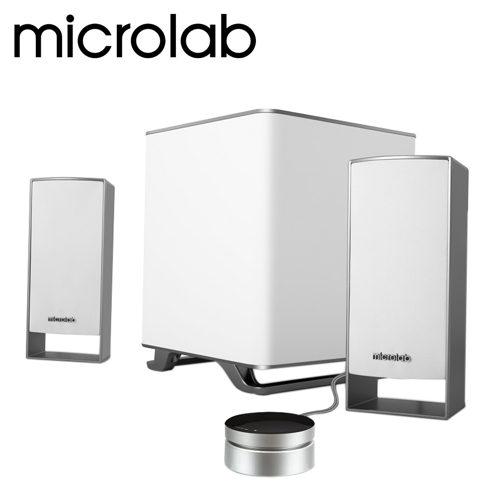 【Microlab】M-600 2.1聲道多媒體音箱系統