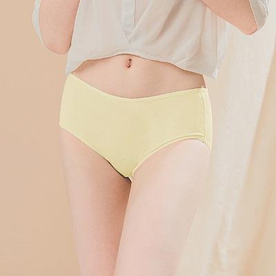 環保消臭中腰咖啡健康透氣 M-XL 內褲 慵懶之美 可蘭霓Clany