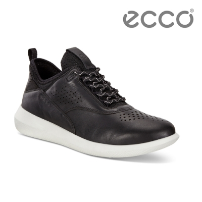 ECCO SCINAPSE W 透氣舒適運動休閒鞋 女-黑