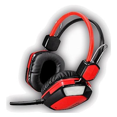 KINYO電競立體聲耳機麥克風EM-3700