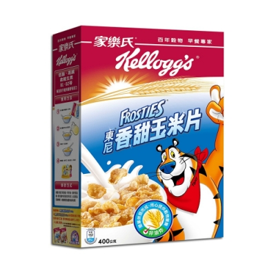 Kellogg s 家樂氏 香甜玉米片(400g)