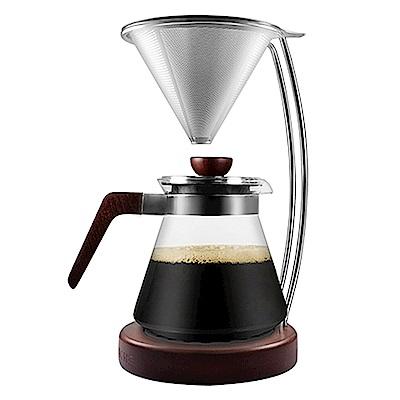 FRANKFURT典藏咖啡濾杯壺組