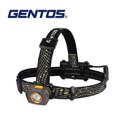 [Gentos] 暖黃光頭燈-210流明 IP64