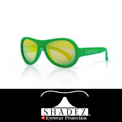 【瑞士SHADEZ】兒童太陽眼鏡 青草綠 0-7歲