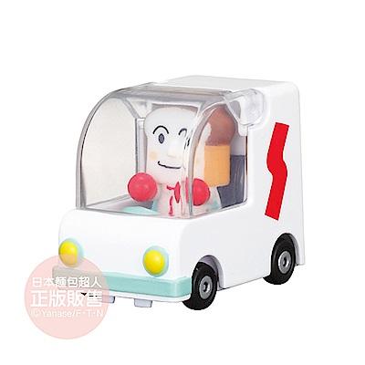 麵包超人-GOGO小汽車 吐司超人號&吐司超人