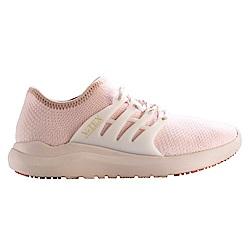 V-TEX 時尚針織耐水鞋/防水鞋 地表最強耐水透濕鞋-萌粉櫻(女)