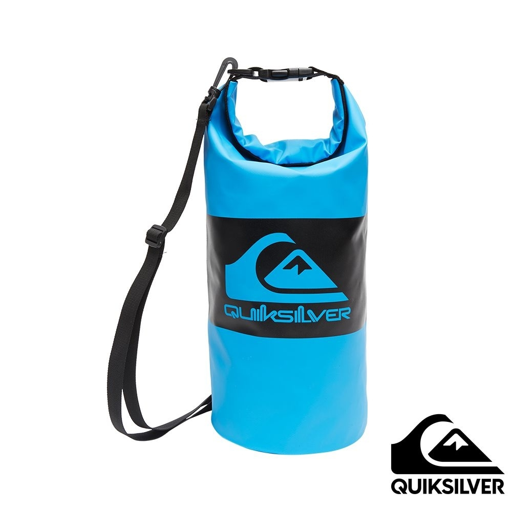 【QUIKSILVER】SMALL WATER STASH 後背包 藍色