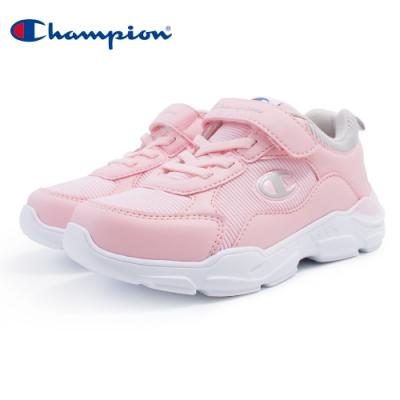 【Champion】LOW-KEY 運動童鞋 大童鞋-粉(KSUS-0364-52)