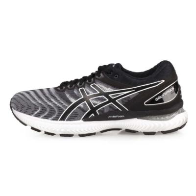 ASICS 男 慢跑鞋 GEL-NIMBUS 22 黑灰
