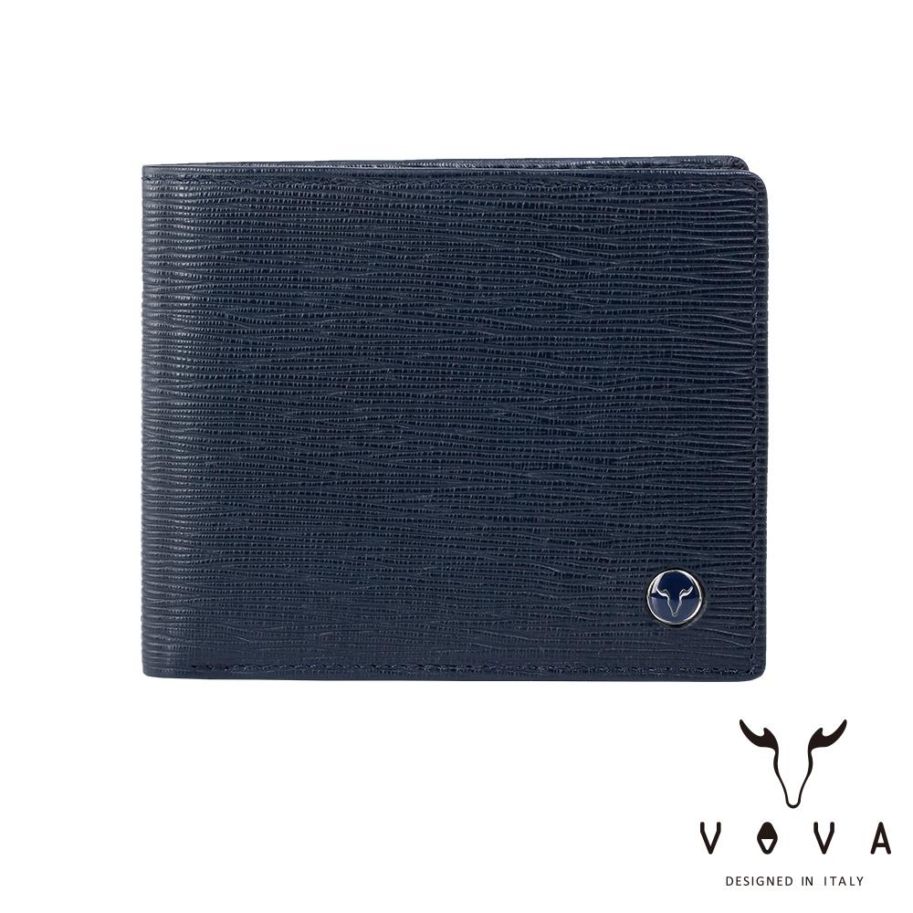 VOVA - 大藝術家系列8卡皮夾 - 奇幻藍