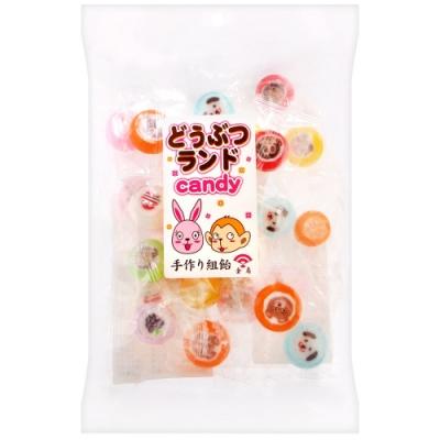 金扇 可愛動物綜合糖果(100g)