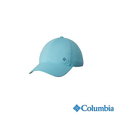 Columbia 哥倫比亞中性-UPF50涼感快排棒球帽-淺藍UCU01260LB