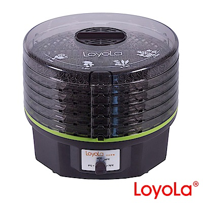 LoyoLa 蔬果烘乾機 HL-1080S 進階版