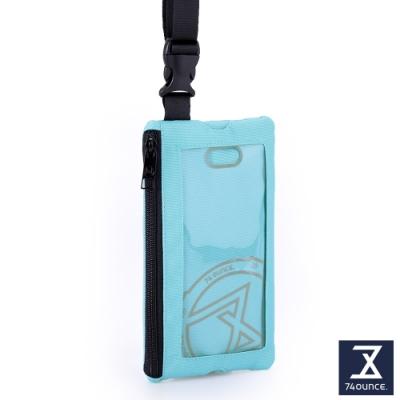 74盎司 Life 頸掛手機兩用包[TG-235-Li-T]晴空藍