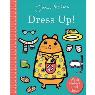 Jane Foster s Dress Up! 動手穿衣服操作書