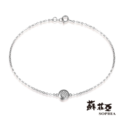 蘇菲亞 SOPHIA - 永恆之戀鑽石手鍊