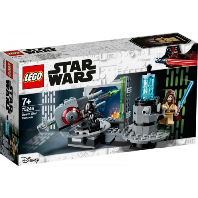 樂高LEGO 星際大戰系列 - LT75246 死星加農炮