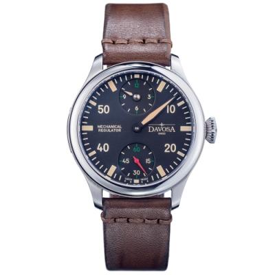 DAVOSA Pontus All Stars Limited Editions – 三針一線限量錶款 限量編號:098/100