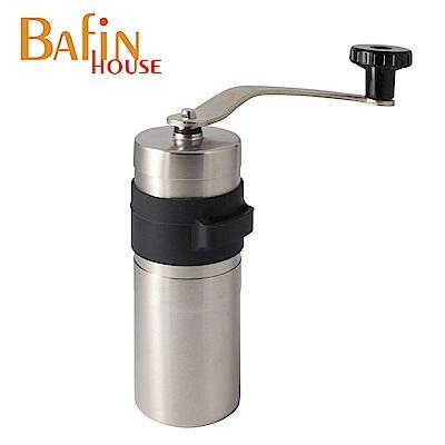 【Bafin House】不鏽鋼陶瓷芯磨豆機(隨身型)