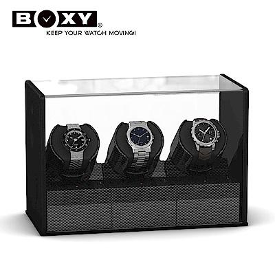 BOXY自動錶機械錶上鍊盒 P系列 03 watch winder 動力儲存盒