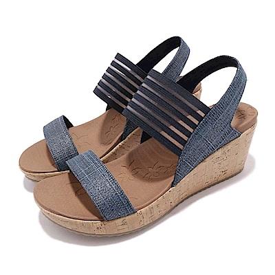 Skechers 涼拖鞋 Beverlee-Smitten 女鞋