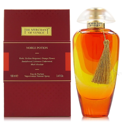 The Merchant Of Venice Noble Potion 品格解藥淡香精 100ml