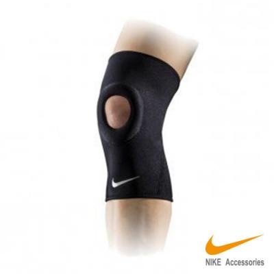 NIKE 開洞式護膝套2.0(亞規)黑