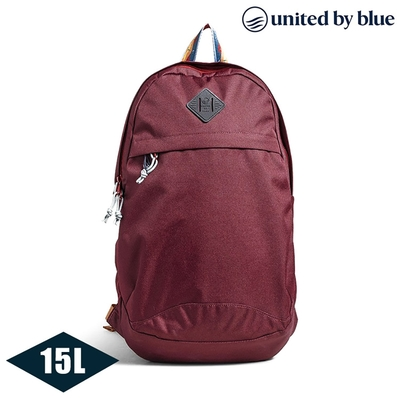 United by Blue 防潑水後背包 Commuter Backpack 814-108 (15L)|深紫紅