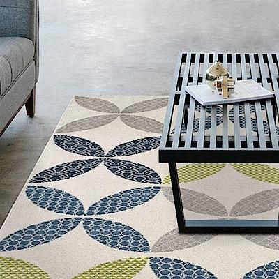 范登伯格 - 艾席諾 進口地毯 - 萬花 (135x190cm)