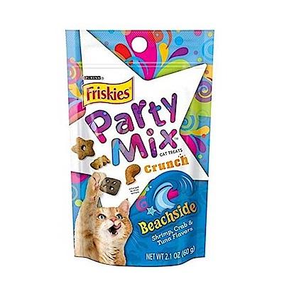 喜躍Party Mix海洋鮮味香酥餅60g-六包組