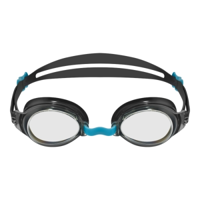 LANE4 OP 高品質研磨鏡片光學度數泳鏡 OP-713