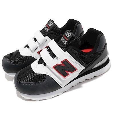 New Balance 慢跑鞋 YV574DSAW 寬楦 童鞋