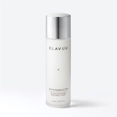 【KLAVUU克拉優】 亮白珍珠賦活修護化妝水140ml