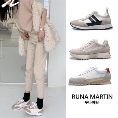 時時樂限定-RUNA-正韓來台-撞色拼接百搭休閒鞋-多款多色
