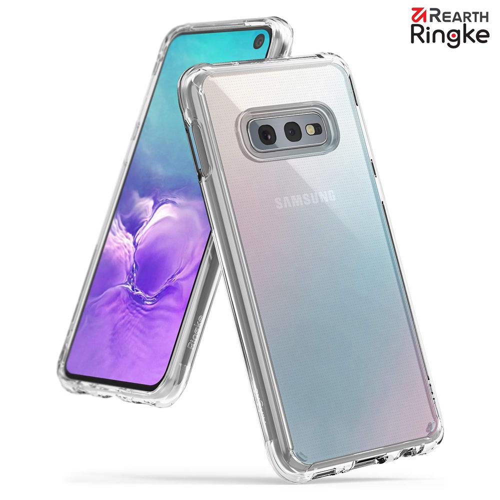 【Ringke】Galaxy S10e [Fusion] 透明背蓋防撞手機殼