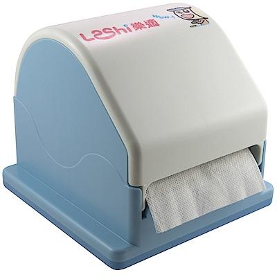 Leshi樂適 嬰兒乾濕兩用布巾/護理巾-紙巾神器100抽