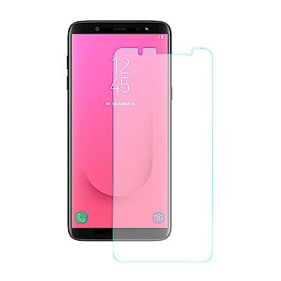 【SHOWHAN】SAMSUNG Galaxy J8 (6吋) 9H鋼化玻璃保護...