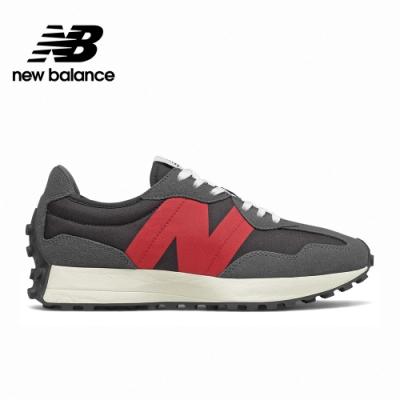 [New Balance]復古運動鞋_中性_黑色_MS327FF-D楦