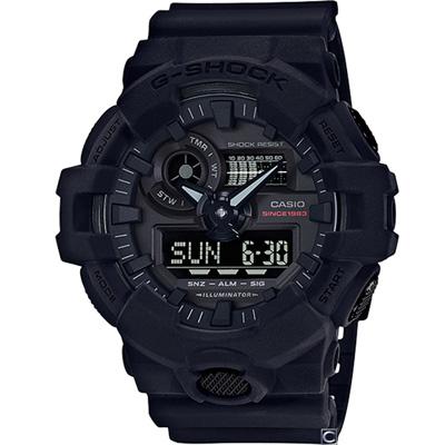 CASIO G-SHOCK 35周年紀念錶款(GA-735A-1A)